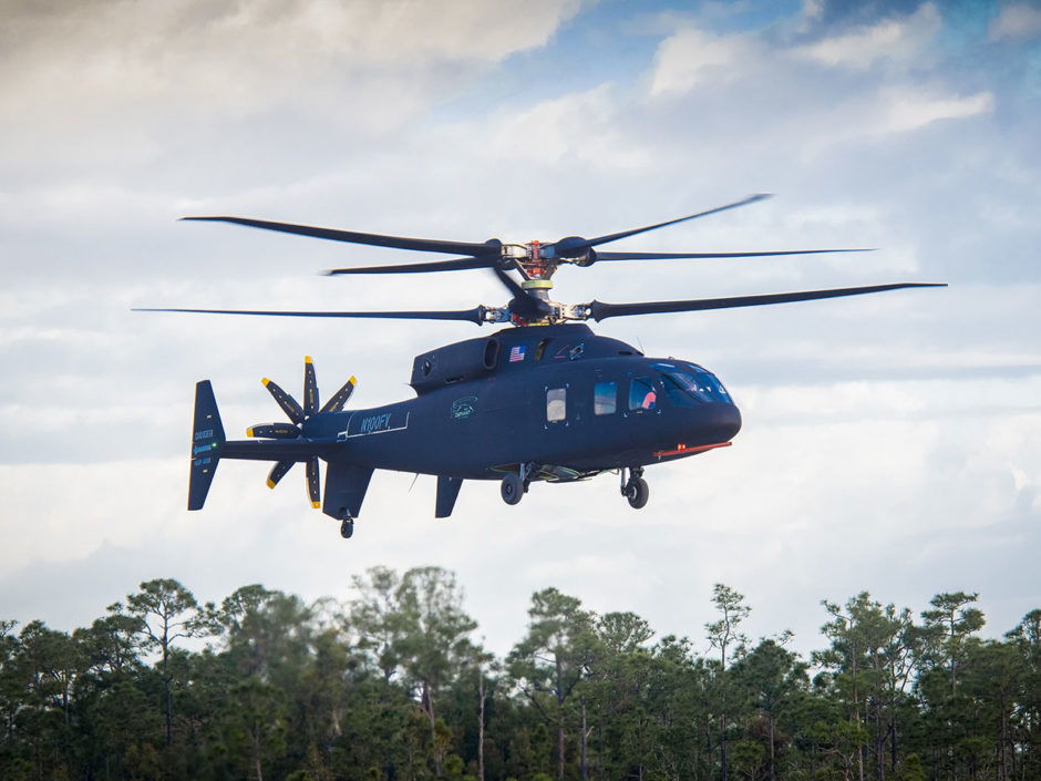 maiden-flight-of-sikorsky-boeing's-defiant-helicopter