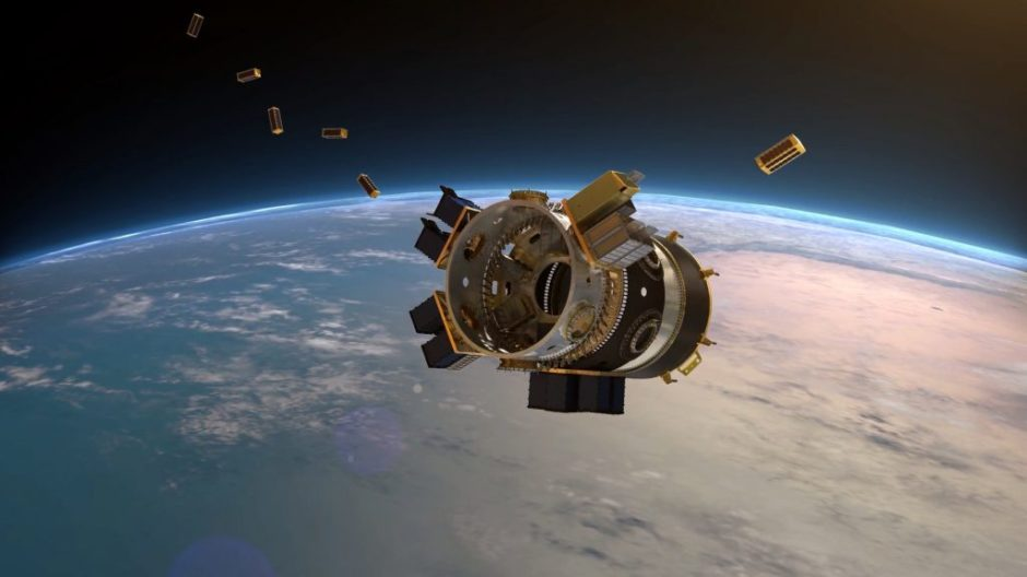 """spacex-to-launch-cubesat-containing-""""soul""""-of-first-african-american-astronaut"""