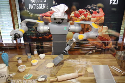 cookiebot-is-a-humanoid-robot-armed-with-a-frosting-gun