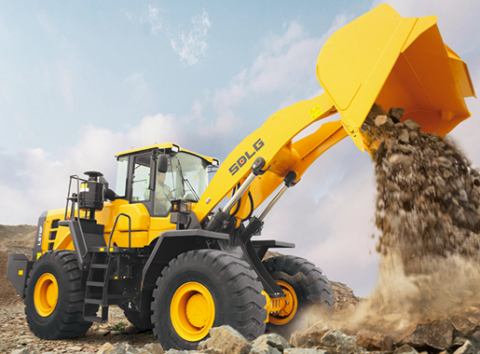 sdlg-launches-its-biggest-wheel-loader