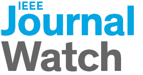 Journal Watch report logo, link to report landing page