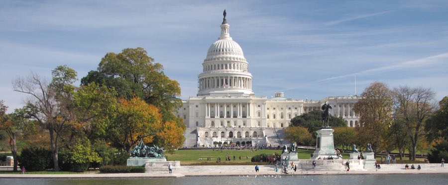 USA Capital Building