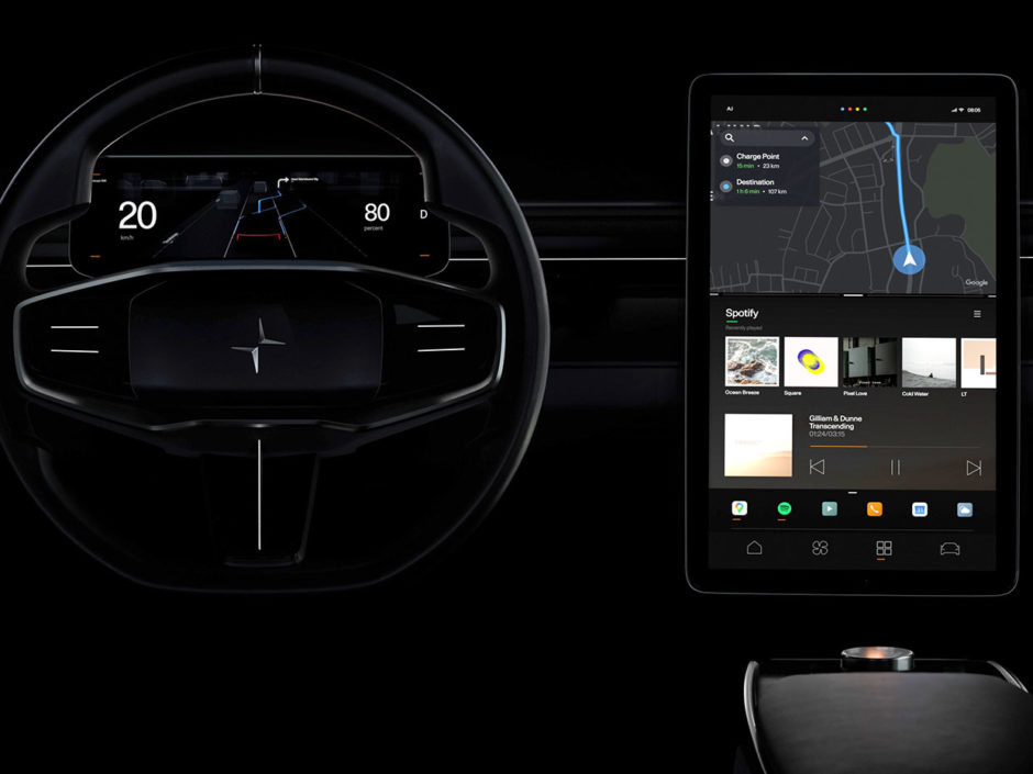android-automotive-os-provides-the-smarts-for-new-polestar-2-electric-sedan