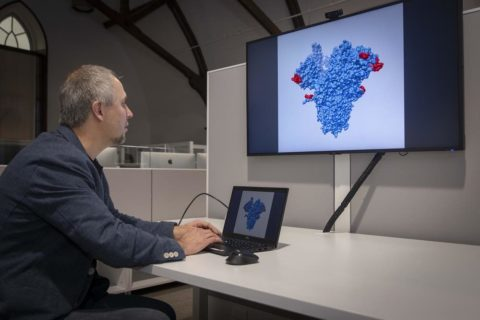 researcher-shares-3d-roadmap-of-coronavirus-with-scientists