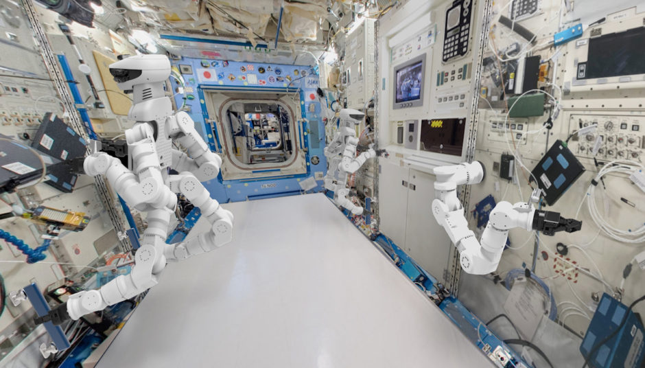 gitai-sending-autonomous-robot-to-space-station