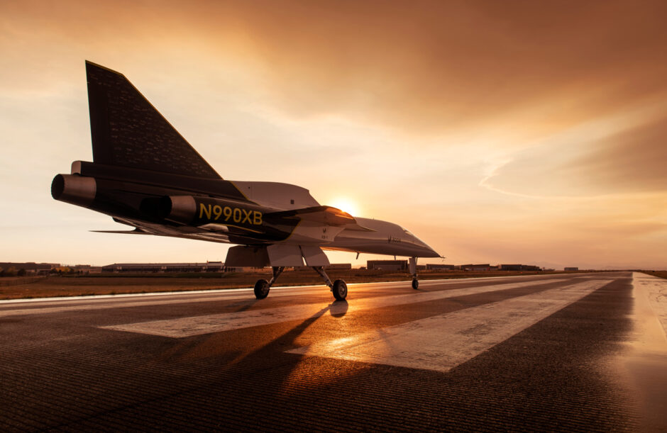 boom-supersonic's-xb-1-test-aircraft-promises-a-new-era-of-faster-than-sound-travel