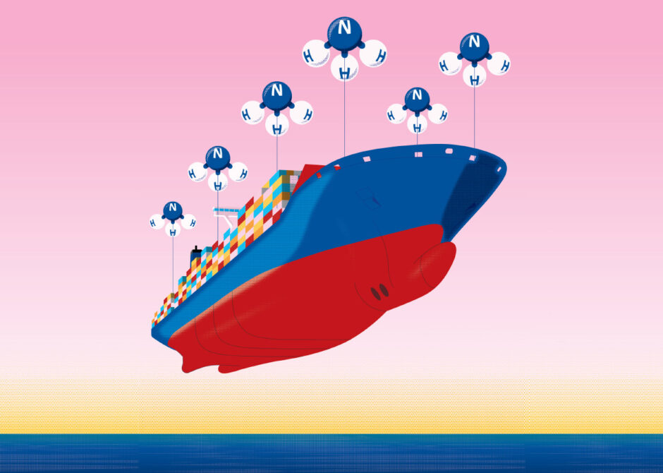 why-the-shipping-industry-is-betting-big-on-ammonia