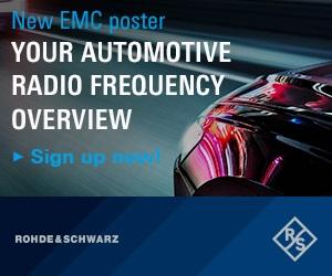 automotive radio frequencies