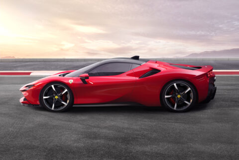 2021's-top-ten-tech-cars:-ferrari-sf90-stradale