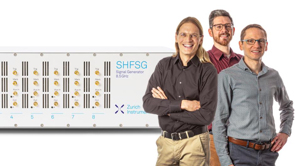 the-next-generation-of-qubit-control:-shfsg-signal-generator-launch-event