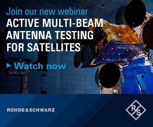 Webinar: Active Multi-Beam Antenna Testing for Satellites