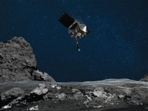 coming-home:-nasa's-osiris-rex-asteroid-mission-to-begin-return-from-deep-space