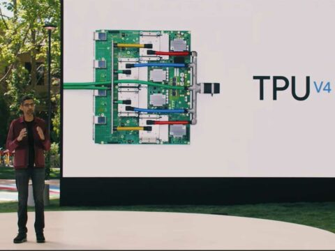here's-how-google's-tpu-v4-ai-chip-stacked-up-in-training-tests