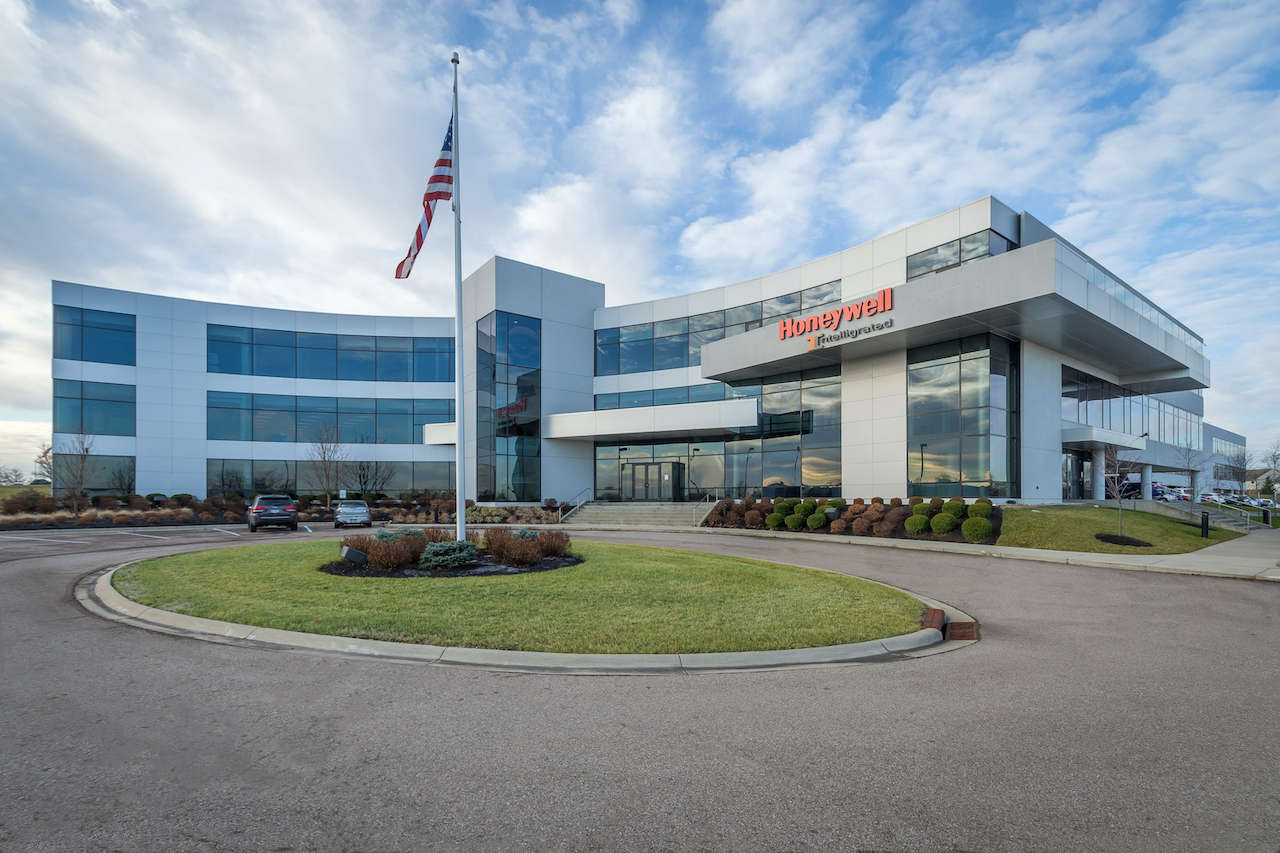 The U.S. headquarters for Honeywell Intelligrated is located in Mason, Ohio, with branches in Owings Mills, Maryland, and elsewhere. Courtesy: Beckhoff