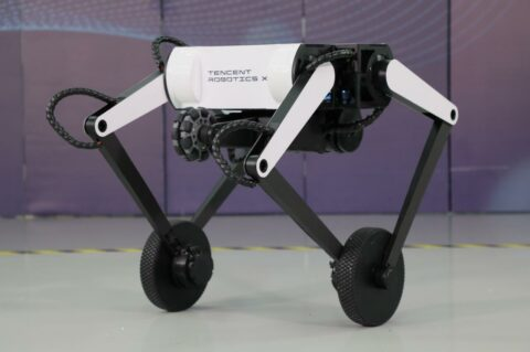 tencent's-new-wheeled-robot-flicks-its-tail-to-do-backflips