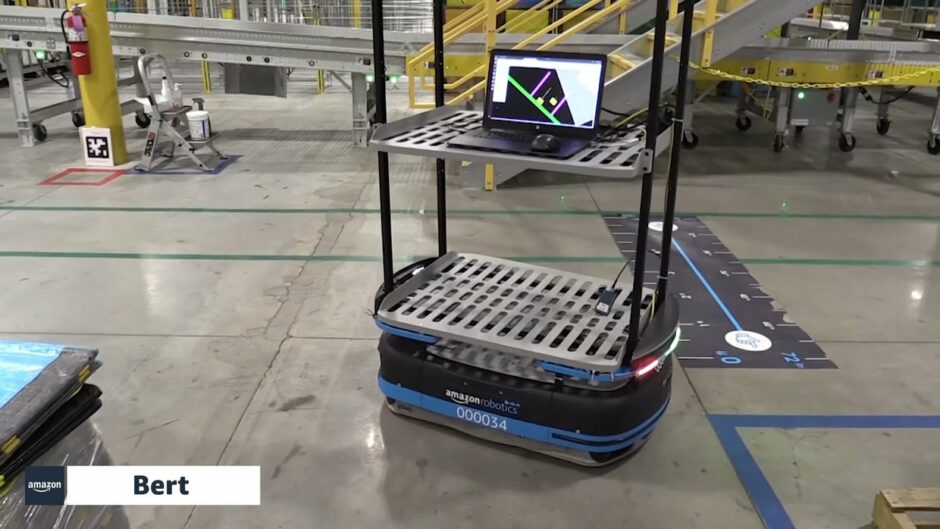 """what's-going-on-with-amazon's-""""high-tech""""-warehouse-robots?"""